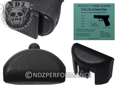 Jentra Jp6 Grip Frame Plug For Glock Gen 4 5 Lz