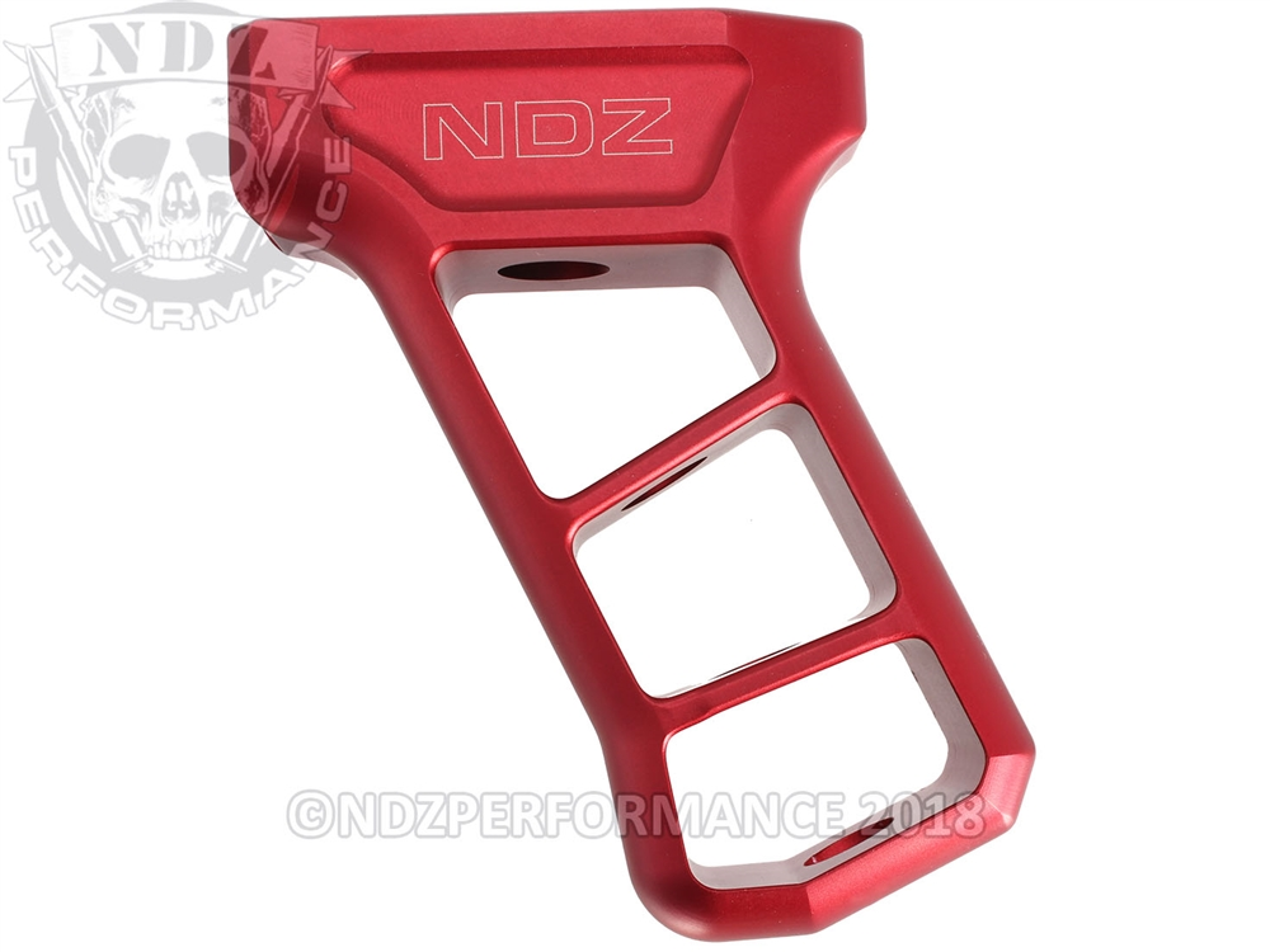 Valkyrie AK-47 74 Pistol Grip Red by NDZ