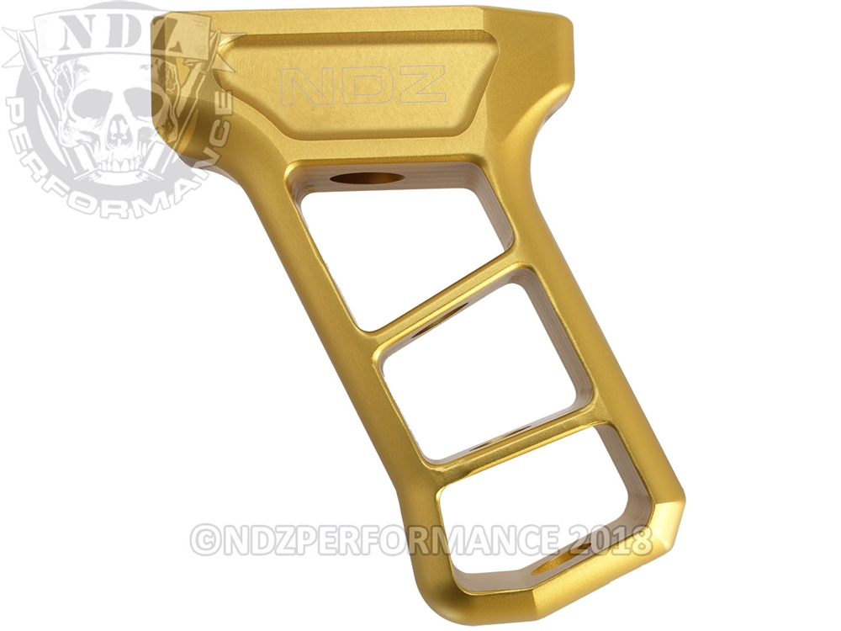 Valkyrie AK-47 74 Pistol Grip Gold by NDZ