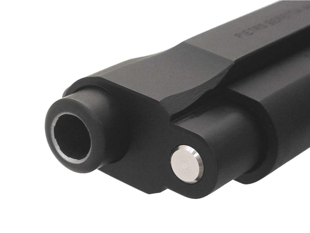 NDZ Stainless Steel Guide Rod Assy for Beretta 92 96 M9 FS ISMI 16LB Spring