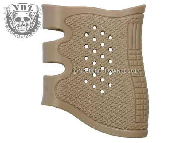 NDZ Performance Grip Glove for Glock 17 19 20 21 22 23 24 25 31 32 34 35 FDE