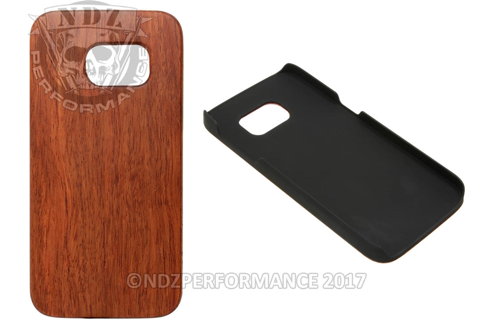 Ndz Wood Phone Case For Samsung Galaxy S7 Rosewood Lz