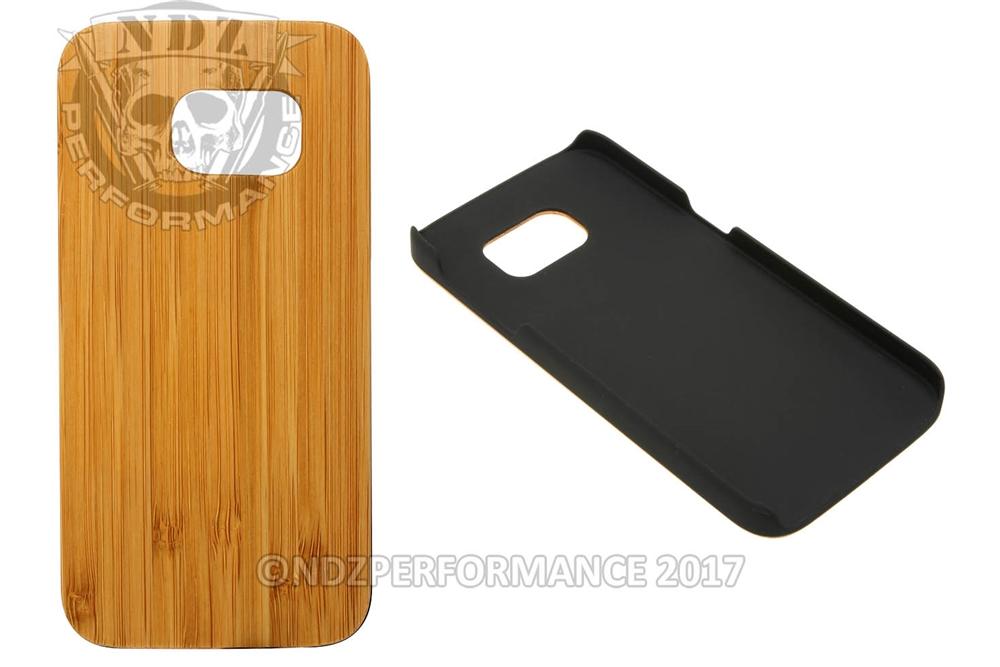buy popular cbc03 7d7cc NDZ Wood Phone Case for Samsung Galaxy S7 Bamboo (*LZ)