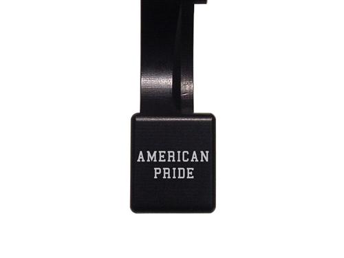 Custom Text NDZ Performance Ruger 10/22 Magazine Release Lever Short Black