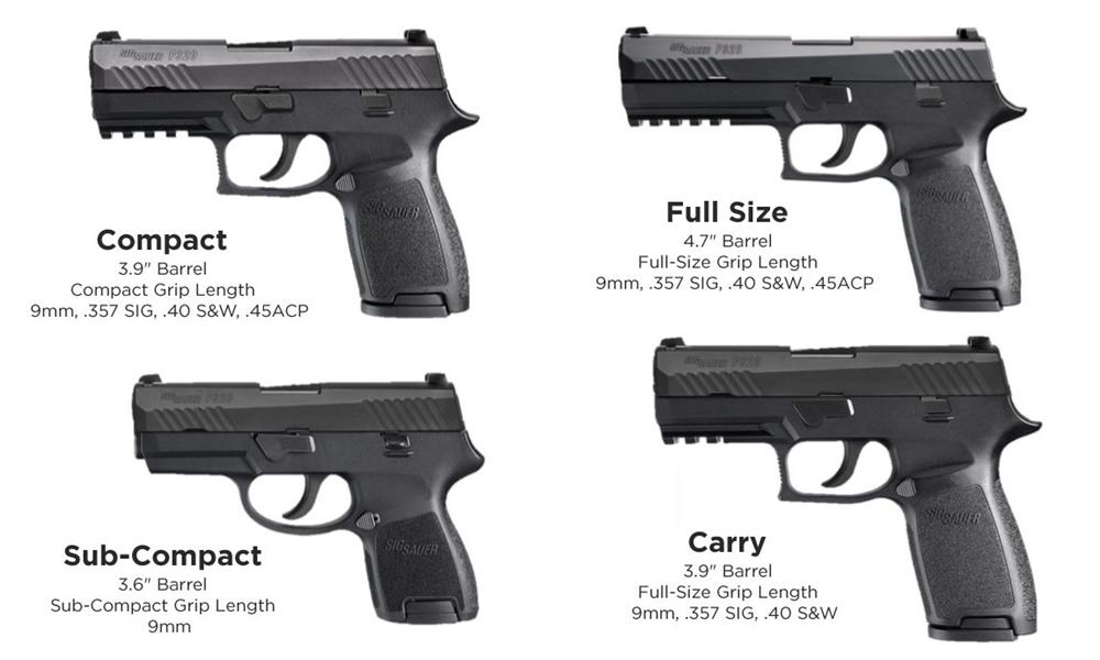 Sig Sauer P320 P250 Grip Module Compact 9mm  40  357 Cerakote Tungsten  Tiger Stripe Camo Small