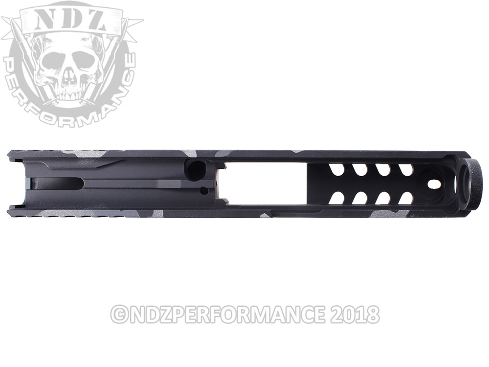 For Glock 42 43 Ghost Inc  Extended Slide Release GHO/_