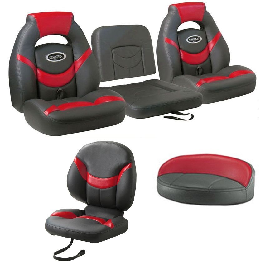 305 Bass Boat Seats Complete Set
