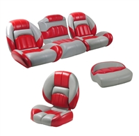 Pro XL Bass Boat Seats - Complete Set