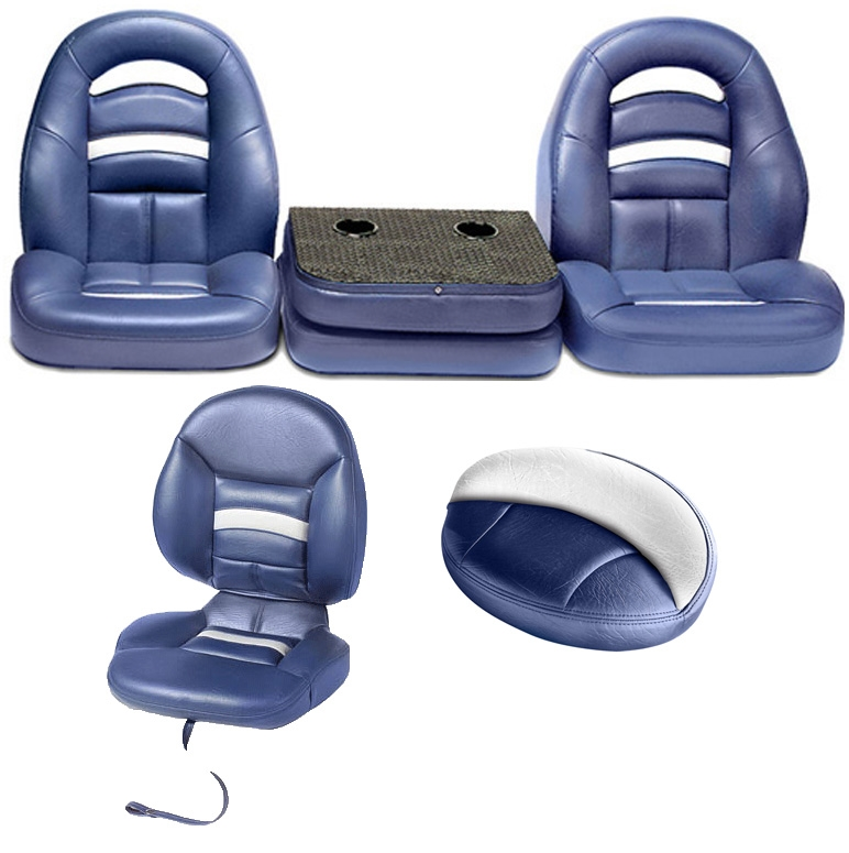 201 Bass Boat Seats Complete Set