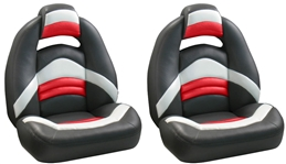 307 Bass Boat Bucket Seats - Sold in Pairs Only