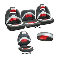 307 Bass Boat Seats Complete Set