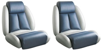 Pro Max Bass Boat Bucket Seats - Sold in Pairs Only