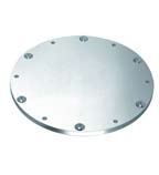 Deck Mounting Plate 12""
