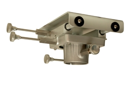 Mariner 2 Slider with Internal Swivel Mechanism