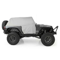 Smittybilt Water-Resistant Cab Cover with Door Flaps 2 DOOR