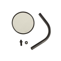 Rugged Ridge Trail Mirror, Round; 18-19 Jeep Wrangler JL/JLU
