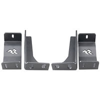 Rugged Ridge LED Cube Mount, Rear (Pair) for 18-19 Jeep Wrangler JL