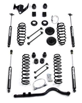 "TeraFlex 4"" Suspension Lift Kit Basic With 9550 Shocks  4 DOOR"