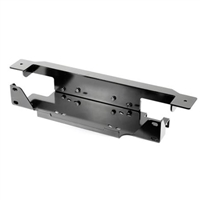 Rugged Ridge Winch Plate for Factory metal JK Bumpers 10th/75th anniversary