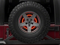 RUGGED RIDGE SPARE TIRE LIGHT (Plug & Play)