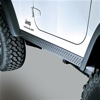 Rugged Ridge-Rocker Panel Body Armor Side Panel Kit -1997-06 TJ