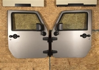 Rugged Ridge Wall Mount Door Holder for 76-Current Wrangler and CJ