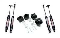 TeraFlex 2 in. Performance Spacer Lift Kit w/ 9550 Shocks