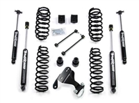 "TeraFlex 2.5"" Suspension Lift Kit Basic With 9550 Shocks  JK 2 Door"