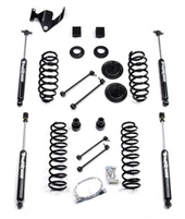 "TeraFlex 3"" Suspension Lift Kit Basic With 9550 Shocks JK 4 Door"