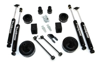 "TERAFLEX 2.5"" Leveling kit + Shocks"