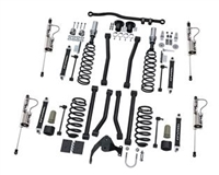 TeraFlex 3 Inch S/T3 Suspension Lift Kit with Fox Shocks 4DOOR