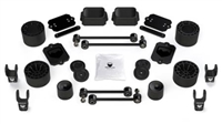 TeraFlex 2.5inch Performance Spacer Lift Kit with Shock Extensions For Jeep Wrangler JL Sahara 4 Door Models