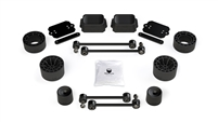 Teraflex 2.5inch Performance Spacer Lift Kit - No Shocks or Shock Extensions For Jeep Wrangler JL 2-Door Rubicon