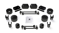 TeraFlex 2.5inch Performance Spacer Lift Kit with Shock Extensions For Jeep Wrangler JL 2-Door Rubicon