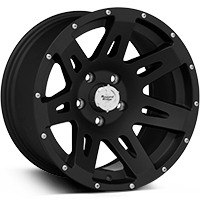 Rugged Ridge 17 x9 Wheel with 5 on 5 Bolt Pattern