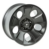 Rugged Ridge 18x9 Drakon Wheel In Black Satin