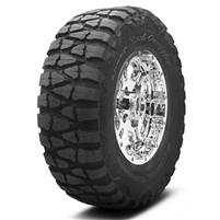 Nitto 33x12.50R17LT Tire, Mud Grappler