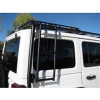 Garvin Adventure Rack Ladder for 18+ Jeep Wrangler JL