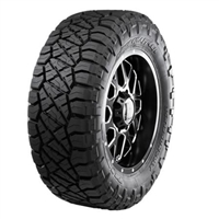 NITTO TIRES -33x12.50R17LT Tire, Ridge Grappler