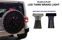 LED 3RD BRAKE LIGHT For Jeep Wrangler JK 2007-2018