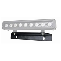 Smittybilt License Plate Light Mount In Black Universal Applications
