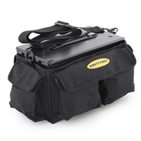 Smittybilt .50 Cal Ammo Can with Bag (Black)
