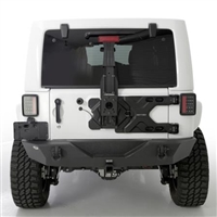 Smittybilt Pivot Heavy-Duty Oversize Tire Carrier