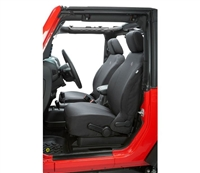 Bestop Front Seat Covers for 18+ Jeep Wrangler JL