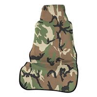 ARIES Offroad Universal Front Bucket Seat Defender (3D Image Camo)