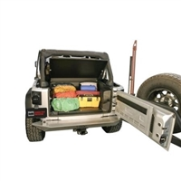 Tuffy Deluxe Security Deck Enclosure For 11+ Jeep Wrangler JK/JKU