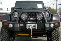 ARB USA Deluxe Combination Bull Bar Front Bumper