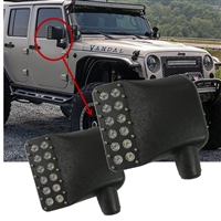 LED SIDE MIRRORS