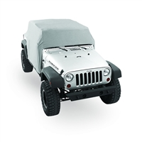 Pavement Ends All Weather Trail Cover, 07+ JK Wrangler, Rubicon (2-Door)