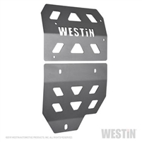 Westin Automotive Transmission Pan Skid Plate for 18+ Jeep Wrangler JL and 20+ JT Gladiator